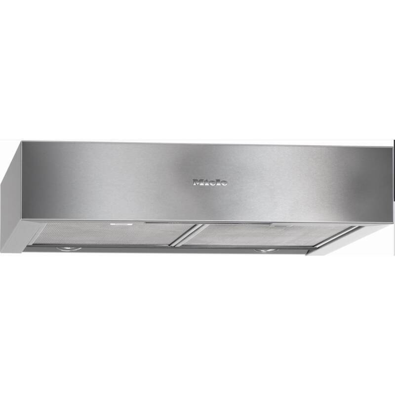 Miele H125xW598xD500 Canopy Hood - Stainless Steel primary image