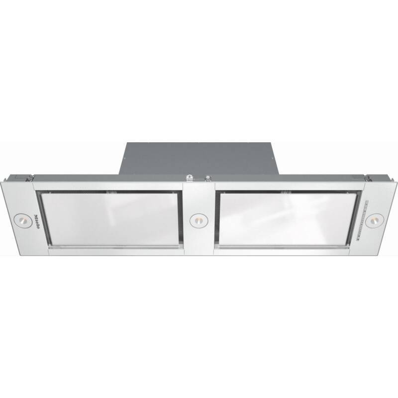 Miele H171xW1180xD293 Canopy Hood - External Motor - Brilliant White primary image