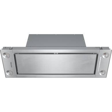 Miele H171xW880xD293 Canopy Hood - External Motor Version - Stainless Steel