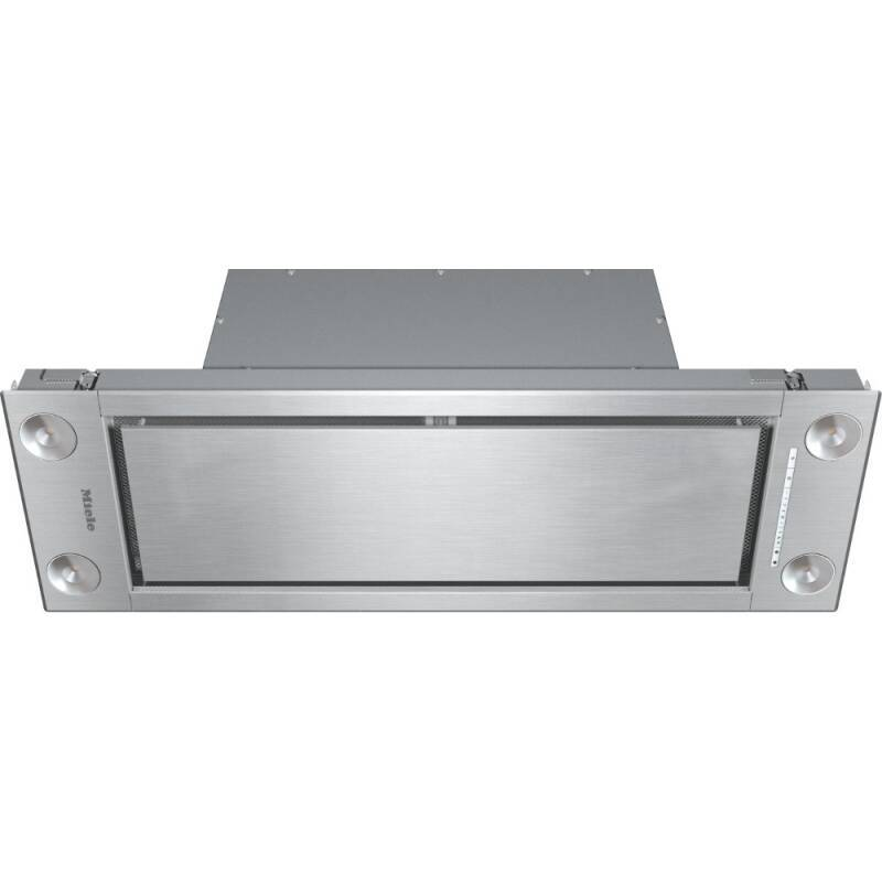 Miele H171xW880xD293 Canopy Hood - External Motor Version - Stainless Steel primary image