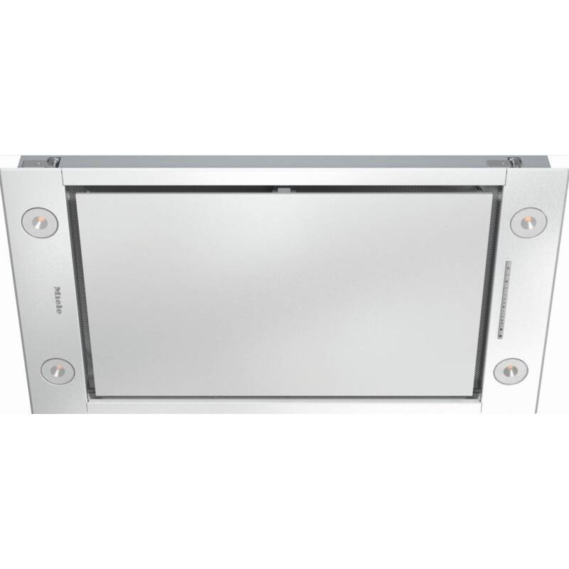 Miele H171xW880xD500 Ceiling Hood - Brilliant White primary image