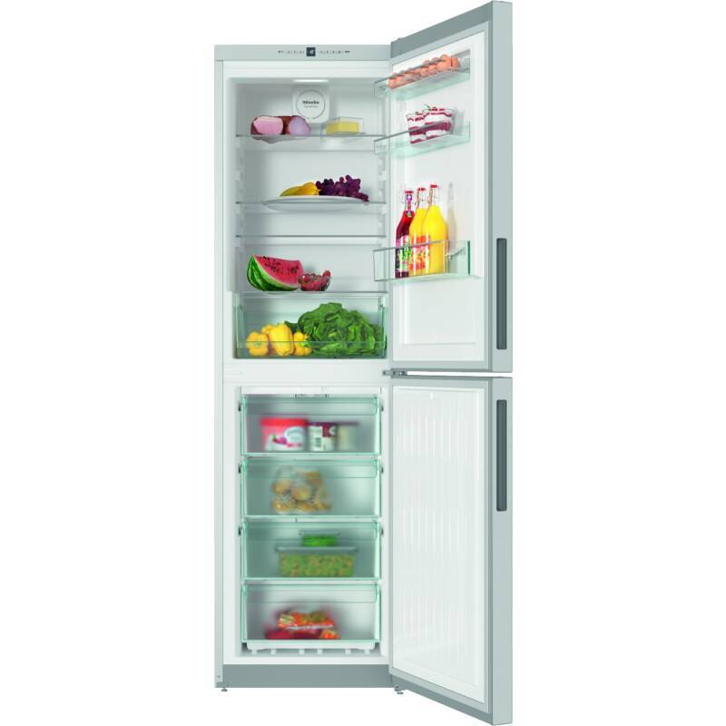 Miele H2011xW600xD655 Freestanding Fridge Freezer - Stainless Steel primary image