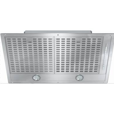 Miele H293xW702xD402 Canopy Hood - Stainless Steel