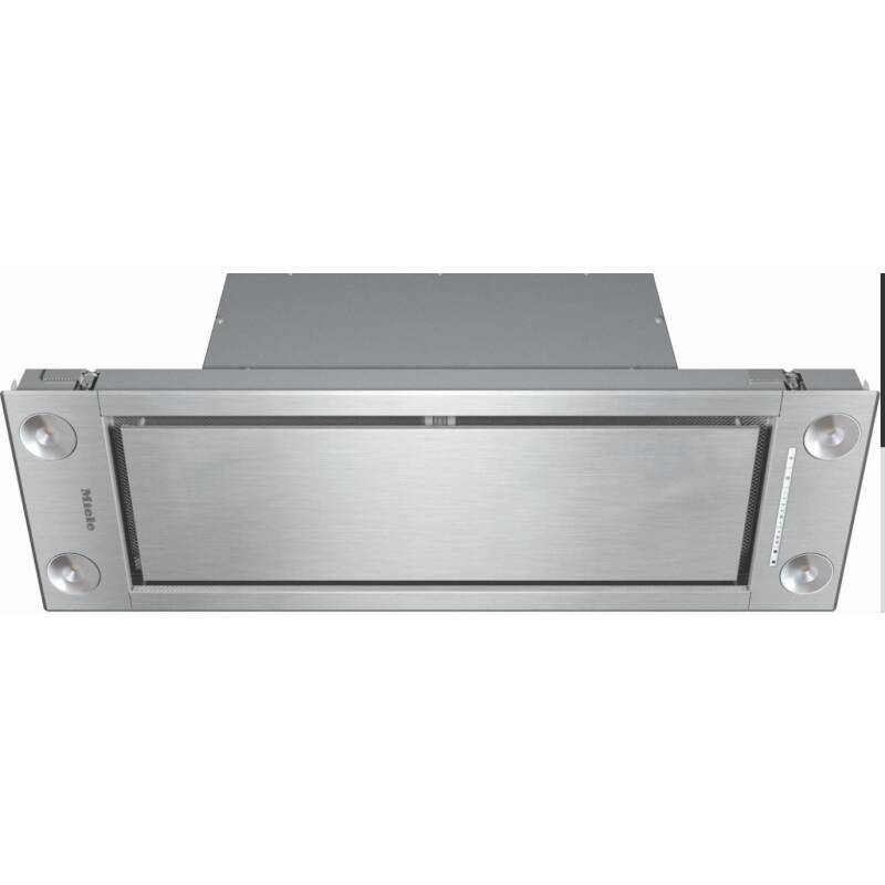 Miele H309xW880xD293 Canopy Hood - Stainless Steel additional image 1
