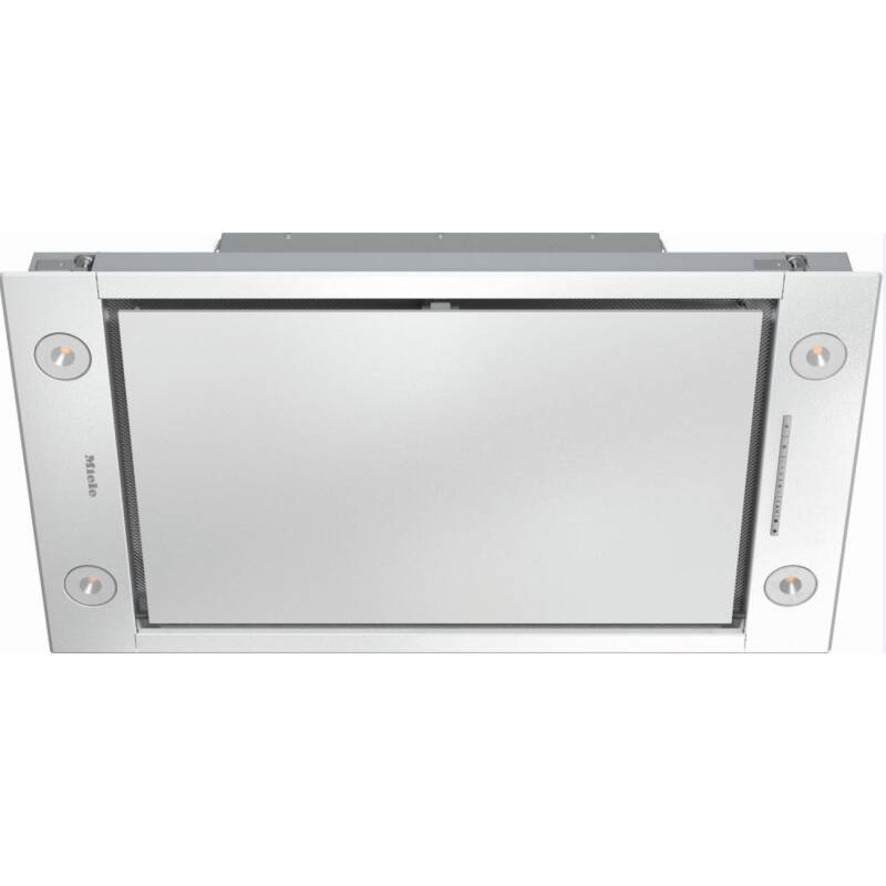 Miele H309xW880xD500 Ceiling Hood - Brilliant White primary image
