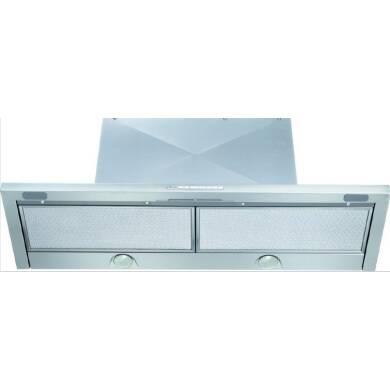 Miele H384xW895xD275 Integrated Slimline Hood - Stainless Steel