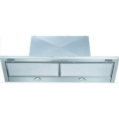 Miele H384xW895xD275 Slimline Canopy Hood - Stainless Steel