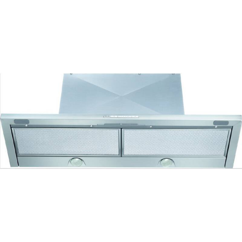 Miele H384xW895xD275 Slimline Canopy Hood - Stainless Steel primary image