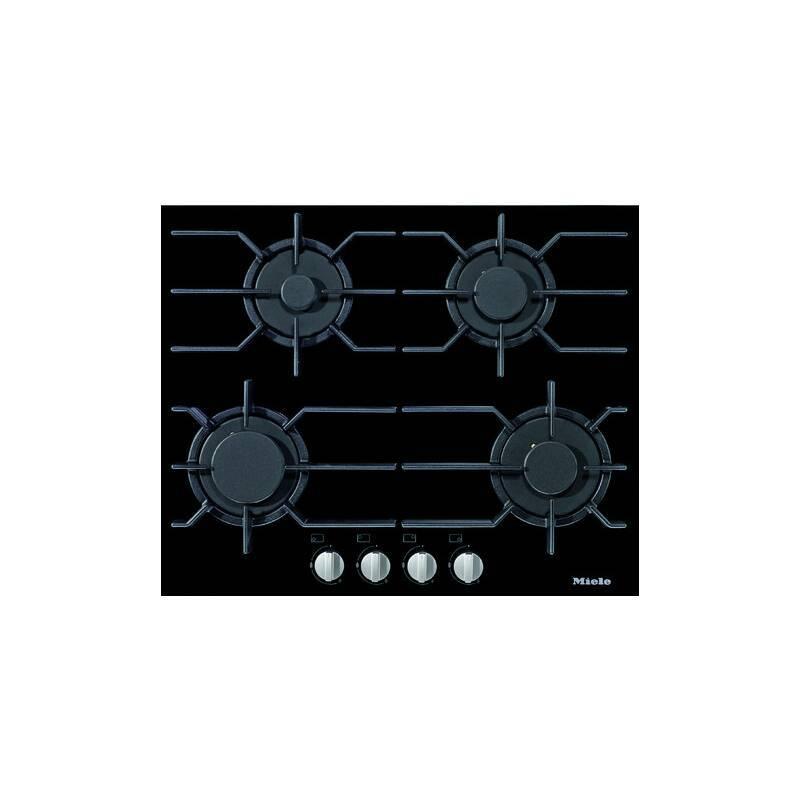 Miele H40xW626xD526 4 Zone Glass Gas Hob primary image