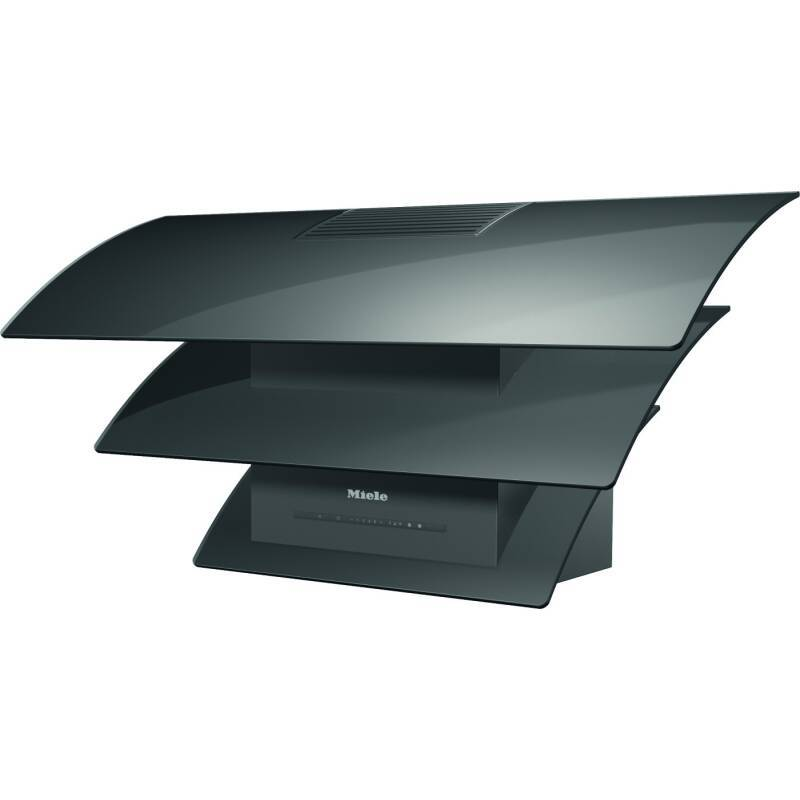 Miele H440xD880xW433 Chimney Hood - Graphite Grey primary image