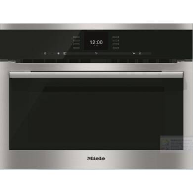 Miele H446xW595xD542 Built-In Single Oven With Microwave