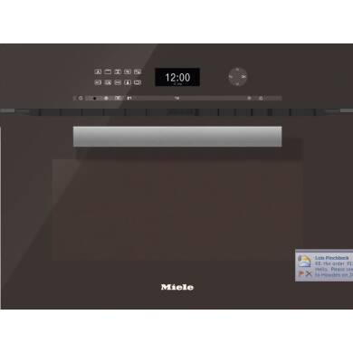 Miele H446xW595xD542 Combination Microwave Oven