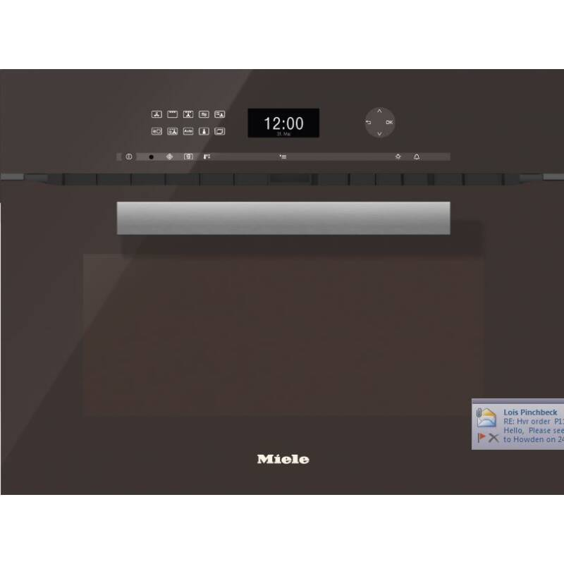 Miele H446xW595xD542 Combination Microwave Oven primary image