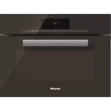 Miele H446xW595xD542 Microwave Combination Oven - Havana Brown