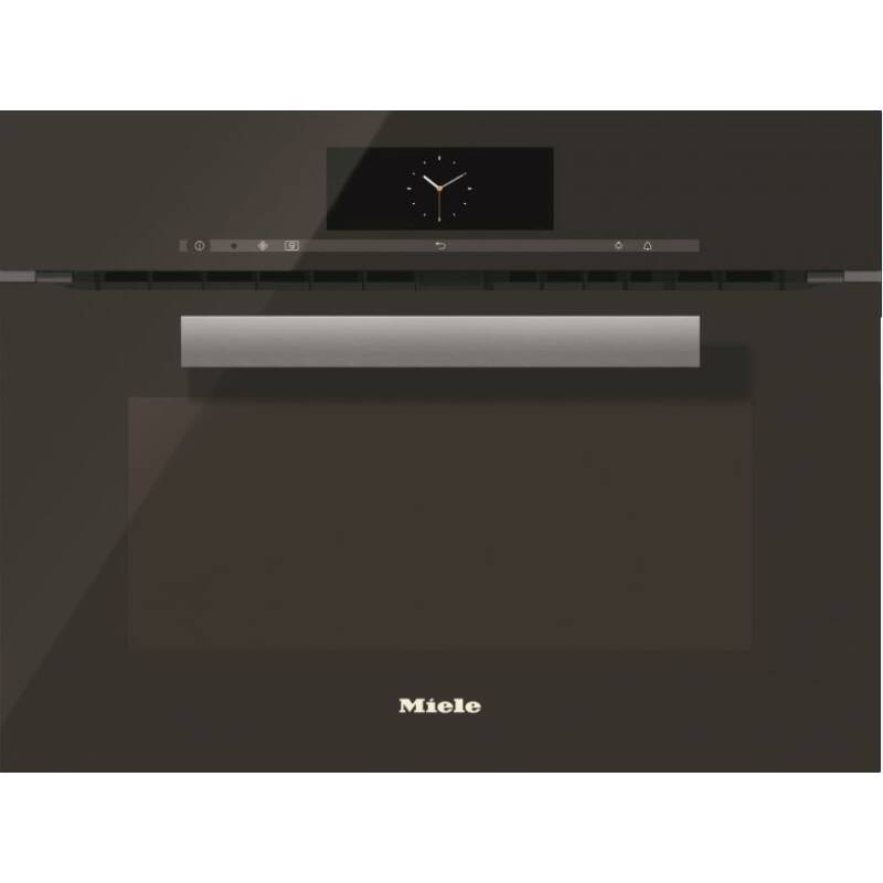 Miele H446xW595xD542 Microwave Combination Oven - Havana Brown primary image