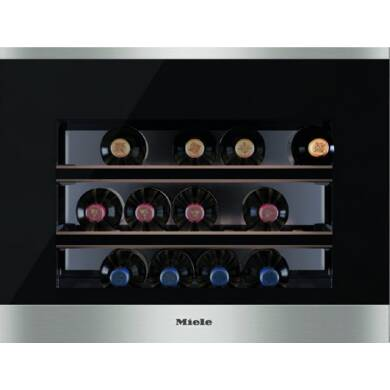 Miele H450xW560xD550 Built-In Wine Conditioners