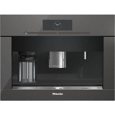 Miele H452xW595xD496 Built-in Coffee Machine - Graphite Grey