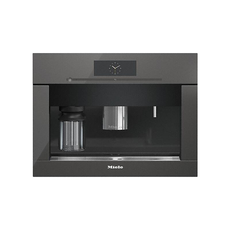 Miele H452xW595xD496 Built-in Coffee Machine - Graphite Grey primary image