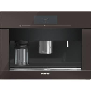 Miele H452xW595xD596 Built In Coffee Machine - Havana Brown