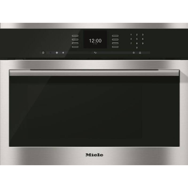 Miele H456xW595xD572 Steam Oven With Microwave primary image