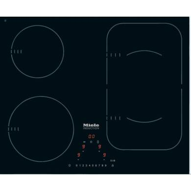 Miele H51xW592xD492 Induction Hob