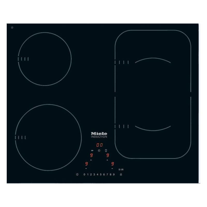 Miele H51xW592xD492 Induction Hob primary image