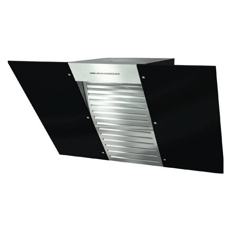 Miele H547xW898xD523 Flyer Wall Hood - Obsidian Black primary image