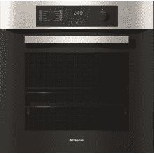Miele H579xW554xD547 Discovery Single Oven - Clean Steel