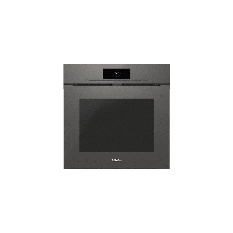 Miele H579xW554xD547 Pyrolytic Single Oven - Graphite Grey primary image