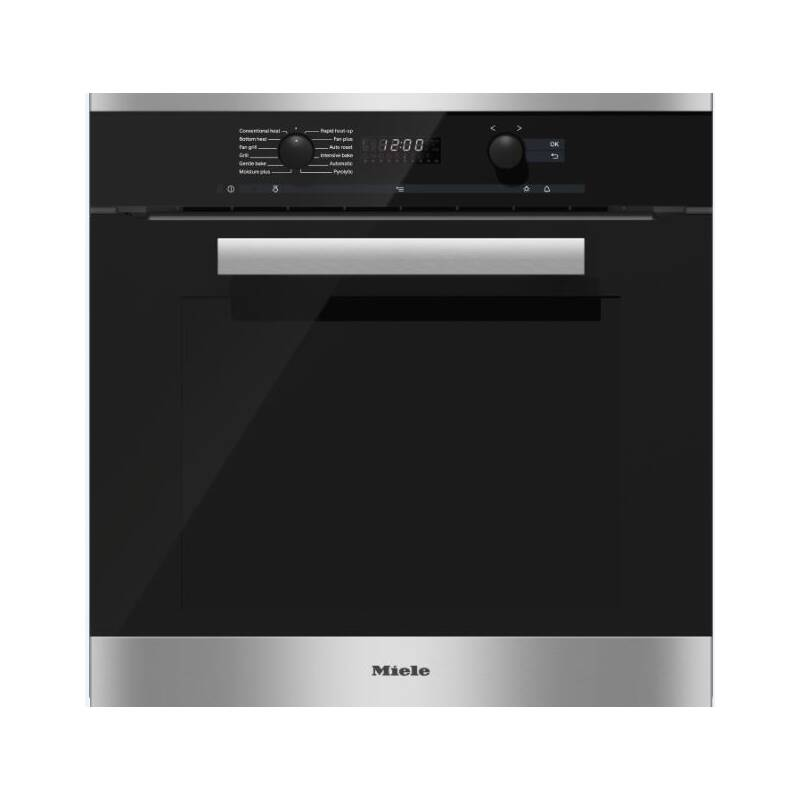 Miele H595xW595xD572 Buit-In Single Oven primary image