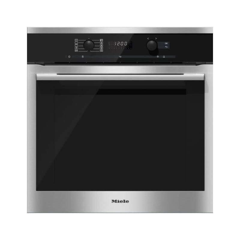 Miele H595xW595xD572 Contourline Single Oven primary image