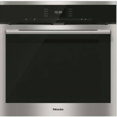 Miele H595xW595xD572 Contourline Single Oven
