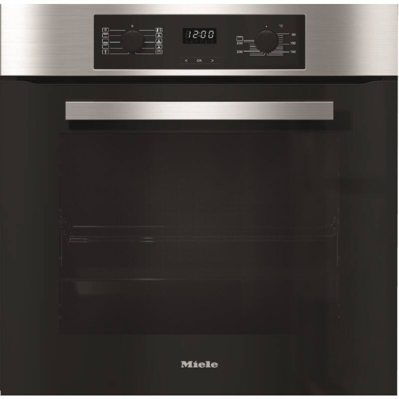 Miele H600xW560xD550 Multifunction PerfectClean Single Oven primary image