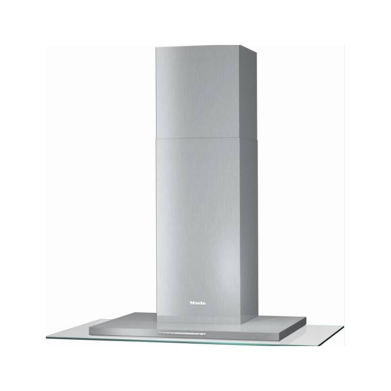 Miele H660xW893xD520 Wall Decor Hood - External Motor Version - Stainless Steel primary image