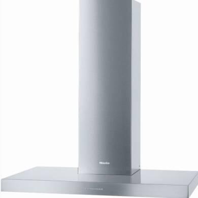 Miele H750xW898xD598 Island Hood - Stainless Steel