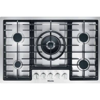 Miele H75xW774xD512 Gas Hob - Stainless Steel