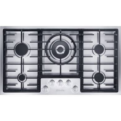 Miele H75xW888xD508 Gas Hob - Stainless Steel