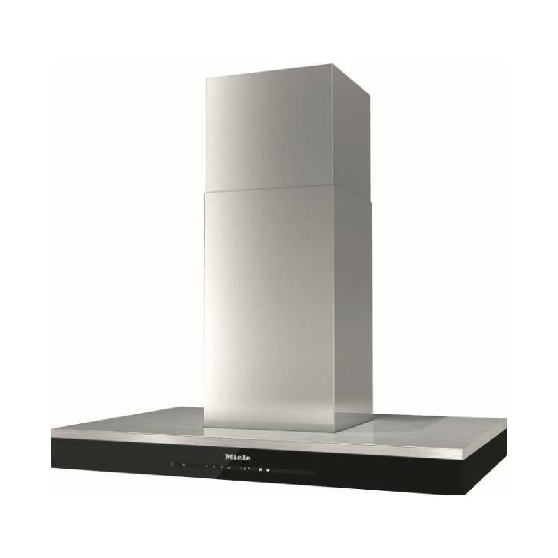 Miele H765xW898xD598 Island Hood - Stainless Steel primary image