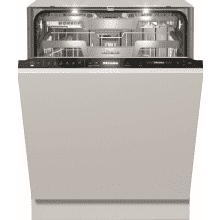 Miele H805xW598xD570 Integrated Dishwasher - White