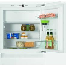 Miele H818xW597xD552 UnderCounter Fridge with Freezer Compartment - White
