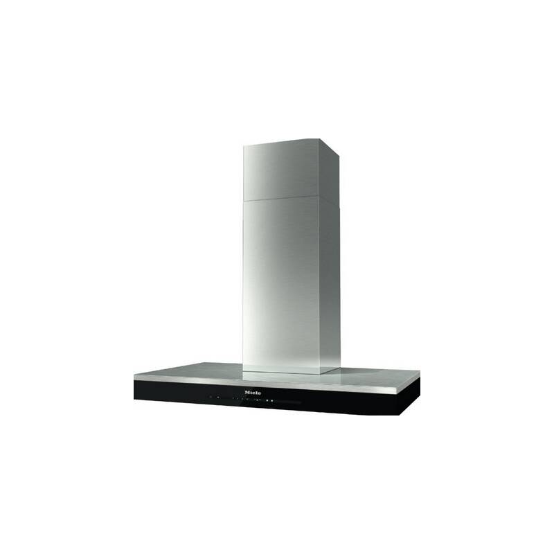 Miele H840xW898xD500 Wall Hood - Stainless Steel primary image