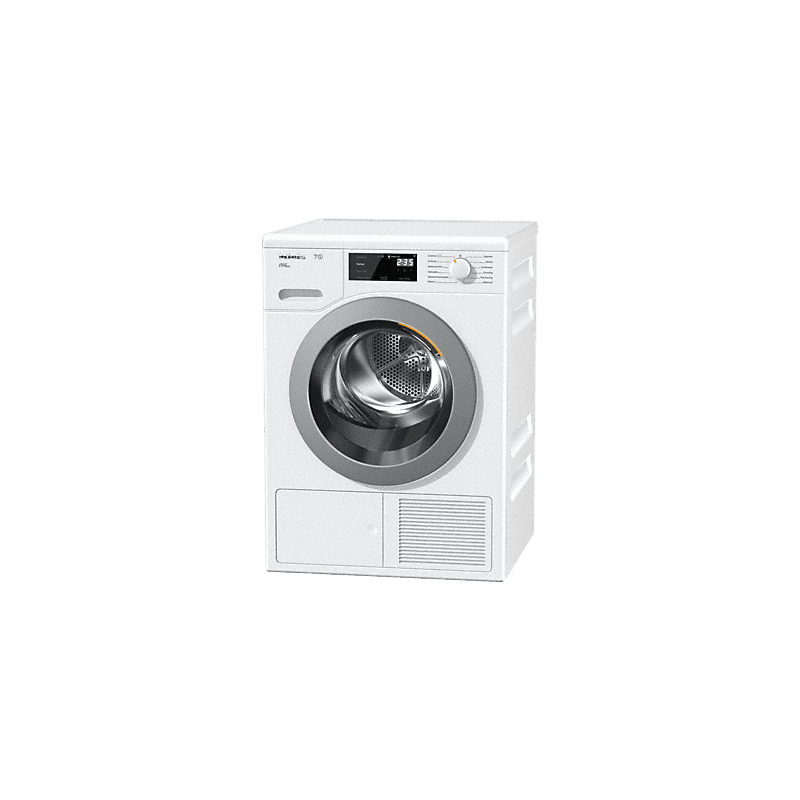 Miele H850xW596xD636 8kg Freestanding Dryer primary image