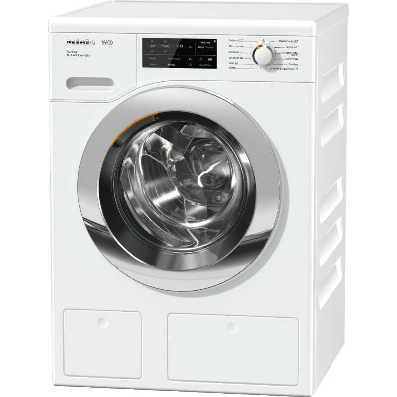 Miele H850xW596xD636 9kg Freestanding Washing Machine primary image