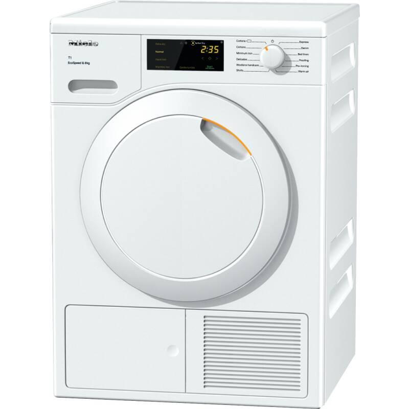 Miele H850xW596xD643 7kg Freestanding Dryer primary image
