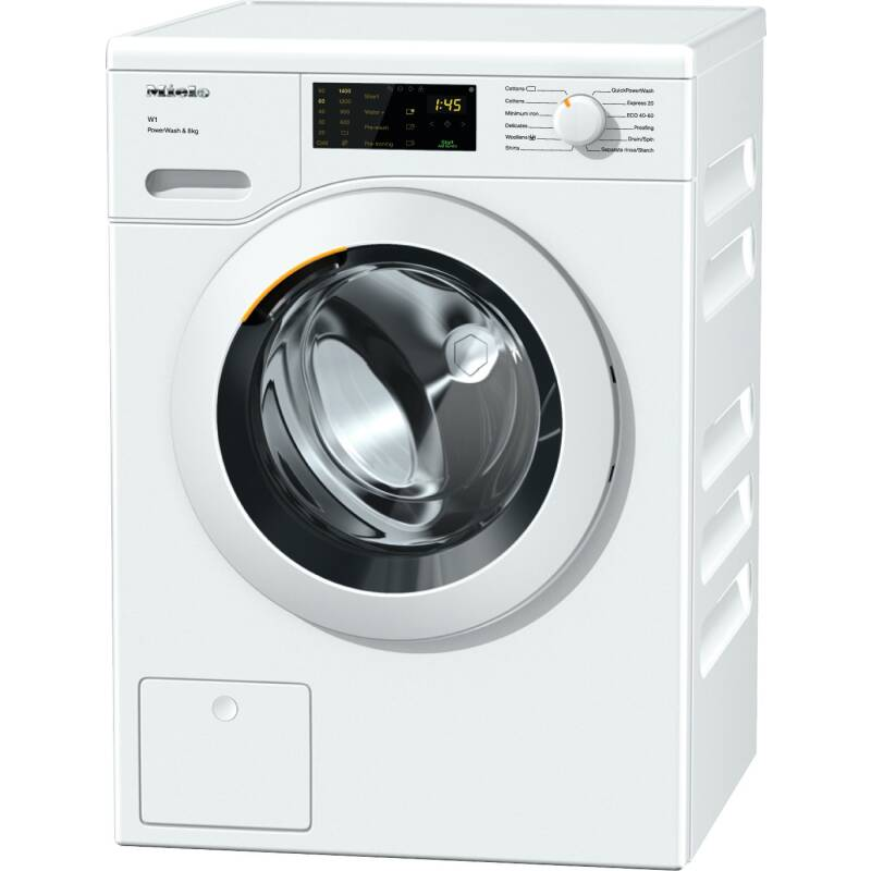 Miele H850xW596xD643 8kg Freestanding Washing Machine primary image