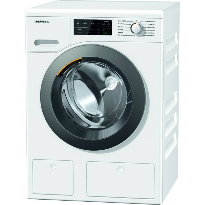 Miele H850xW596xD643 9kg Freestanding Washing Machine primary image