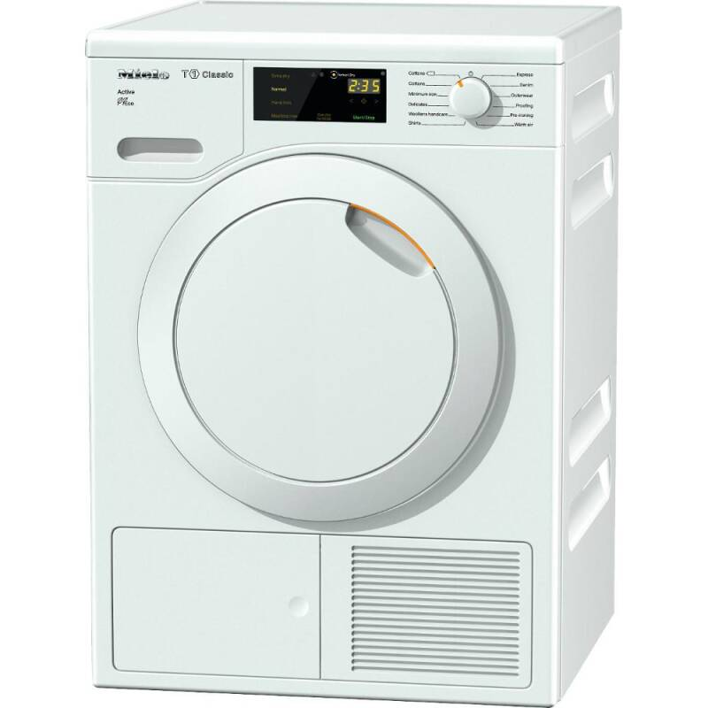 Miele H850xW598xD636 7kg Free Standing Heat Pump Tumble Dryer primary image