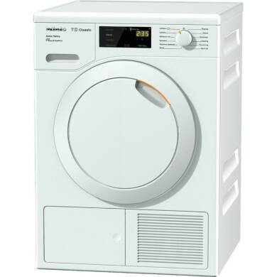 Miele H850xW598xD636 8kg Free Standing Heat Pump Tumble Dryer