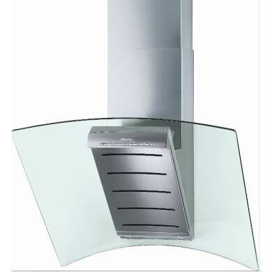 Miele H960xW895xD541 Wall Mounted Cooker Hood - External Motor Version