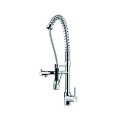 Mirella Tap Chrome - High Pressure Only